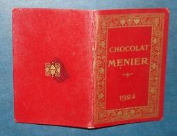 CHOCOLAT MENIER 1924.Format 8,5 X 6 - Klein Formaat: 1921-40