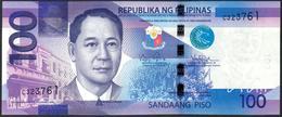 Philippines 100 Pesos 2010  UNC - Filippine