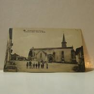 St-Pardoux - Avenue De La Gare - Place De L'Eglise - France