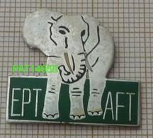 ELEPHANT EPT AFT Ecole Des Professionnels Du Tourisme En Version EGF - Dieren