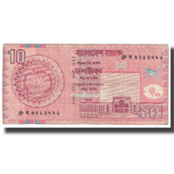 Billet, Bangladesh, 10 Taka, 2008, KM:39d, TTB - Bangladesh