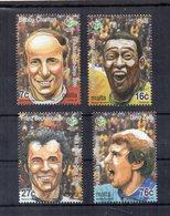 Malta - 2005 - Campionati Mondiali Di Calcio Germania - 4 Valori - Nuovi - Vedi Foto - (FDC15858) - Malta