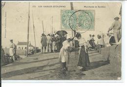 Les Sables D'Olonne- Marchande De Sardines - Sables D'Olonne