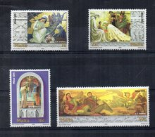Malta - 2005 - Natale - 4 Valori - Nuovi - Vedi Foto - (FDC15863) - Malta