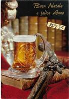 Birra Boccale Di Birra Anni 70 - Cartoline