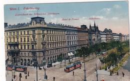 AUUTRICHE    CARTE POSTALE  DE WIEN  SCHOTTENRING - Wien Mitte
