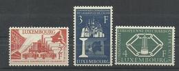 LUXEMBURGO YVERT  511/13   MNH  ** - Unused Stamps