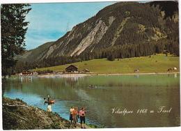 Vilsalpsee 1188 M, Tannheimertal  Tirol -  (Austria) - Tannheim