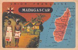 ET-MADAGASCAR-N°1072-D/0249 - Madagascar
