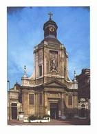 BRUSSEL - BRUXELLES -  O.L.V. TER FINISTERRAEKERK - DE VOORGEVEL  - NELS  (0856 ) - Monuments, édifices