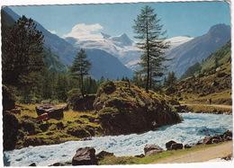 Wanderweg Vom Matreier Tauernhaus, 1512 M Nach Innergschlöß Am Großvenediger, 3660 M -  Osttirol -  (Austria) - Matrei In Osttirol