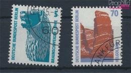 Berlin (West) 863,874 (kompl.Ausgabe) Gestempelt 1989 Sehenswürdigkeiten (9321662 - [5] Berlino