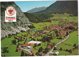 Nassereith An Der Fernpaßstraße, 843 M, Mit Holzleitensattel, 1126 M Und Stubaier Alpen , 2800 M  - Tirol  -  (Austria) - Imst