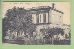 SAINT SULPICE CAMAYRAC : La Mairie. St. 2 Scans. Edition Delboy - Autres Communes
