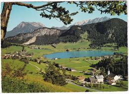 Thiersee In Tirol  - Blick Auf Zahmen Und Wilden Kaiser  -  (Austria) - Kufstein