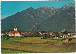 Oberperfuß, 815 M Gegen Karwendel, Tirol  -  (Austria) - Telfs