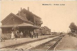 Machelen - De Statie - La Gare. - Zulte