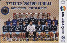Israel, Handball - Israel