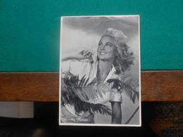 Foto Filmster  13 X 18 Cm  Dorothy Malone - Foto