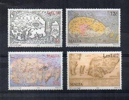 Malta - 2005 - Mappe Storiche - 4 Valori - Nuovi - Vedi Foto - (FDC15866) - Malta
