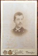 FOTOGRAFIA GIUSEPPE FERRETTO TREVISO  - Ritratto Militare - Foto