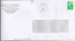 "58 - NIEVRE - OBL. NEOPOST NSC  ""LA POSTE 23415A / 2011""  M  (VARENNES VAUZELLES) - Annullamenti Meccanici (pubblicitari)"