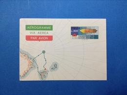 1978 ITALIA AEROGRAMMA POSTALE NUOVO NEW MNH** VOLO POLO NORD DIRIGIBILE 200 LIRE - Interi Postali