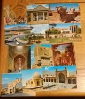 IRAN Lot De 24 CP Années 70-80 CPSM/CPM -Non écrites -Shiraz, Isfahan, Kermanshah  ...... - Cartes Postales