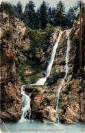 Tarvis - Wasserfall In Der Schlitzaschlucht * Karte Von 1909 - Italy