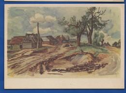 Village  STARIZA     Illustrateur: Hensel - Guerre 1939-45