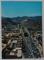 CARACAS - Avenida Fuerzas Armadas Y El Helicoide  - VENEZUELA Vg 1973 - Venezuela