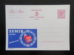 ENTIER CP PUBLIBEL  1922 ZEMIR FILTER  .  NEUF - Publibels