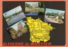 * * SAINT-PIERRE-LE-MOUTIER * * Multivue - Saint Pierre Le Moutier