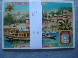 LIEBIG : Aux Indes  Nr 853 - Liebig