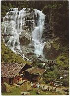 Graba-Wasserfall Und Graba-Alm, 1.530 M Am Weg Zur Mutterbergalm Und Stubaier Gletscherbahn - Tirol - (Austria) - Neustift Im Stubaital