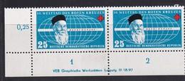 DDR, Nr. 573 DV**. (T 12035) - Ungebraucht