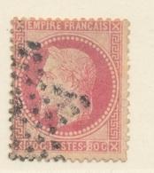 N°32  NUANCE ET OBLITERATION - 1863-1870 Napoleon III With Laurels