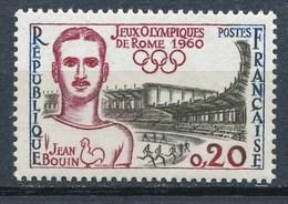 Frankreich 1960 Mi. 1317 Postfr. Olympische Spiele Rom Jean Bouin - Sommer 1960: Rom