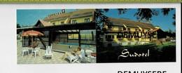 KL 8004 C - SUDOTEL - HUTTENHEIM - RESTAURANTS - Visiting Cards