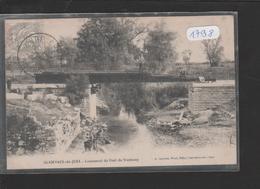 Cpa 1798 Clairvaux Lancement Du Pont Du Tramway - Clairvaux Les Lacs