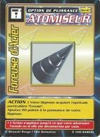 B - CARTE DIGIMON FOREUSE D'ACIER BO-47 FR BON ETAT - Trading Cards