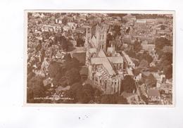 CPA PHOTO CANTERBURY CATEDRAL  (voir Timbres) - Canterbury