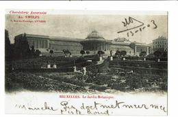 CPA - Carte Postale - Belgique -Bruxelles - Jardin Botanique -1903 - VM3519 - Forêts, Parcs, Jardins