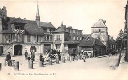 ¤¤  -   LISIEUX   -   Rue Paul-Banaston   -  ¤¤ - Lisieux