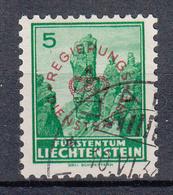 LIECHTENSTEIN - Michel - 1934 - Nr 11 - Gest/Obl/Us - Service