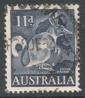 Australia. 1959-64 Definitives. 11d Used. SG 319 - 1952-65 Elizabeth II : Pre-Decimals