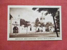 Spain > Andalucía > Sevilla  Exposicion Ibero Americana  Ref 3418 - Sevilla