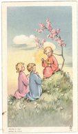 PENNAUTIER ILLUSTRATEUR SOUVENIR Marie Andrée VIDAL IMAGE PIEUSE RELIGIEUSE HOLY CARD SANTINI HEILIG PRENTJE - Andachtsbilder
