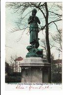 CPA - Carte Postale - Belgique -Bruxelles - Jardin Botanique-La Gardeuse D'oies-1903 VM3521 - Forêts, Parcs, Jardins