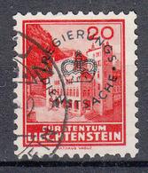 LIECHTENSTEIN - Michel - 1934 - Nr 14 - Gest/Obl/Us - Service